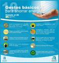 Campanya de conscienciació d'estalvi energètic per a treballadors (e-mailing)