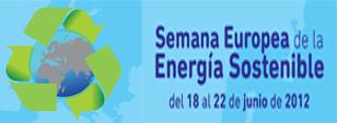 Setmana europea de l'energia sostenible 2012