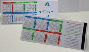 Termòmetre calendari 2012-2013