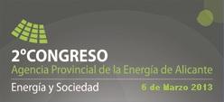Ponències II Congrés Energia i Societat 6 de Març de 2013