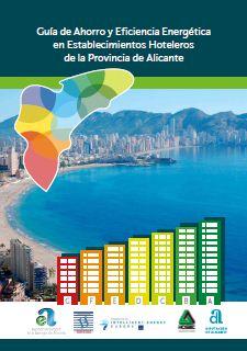 Guia d'estalvi energètic en establiments hotelers de la Província d'Alacant