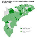 Un total de 138 ajuntaments esquiven la pujada de les tarifes elèctriques gràcies al contracte marc amb la Diputació d'Alacant