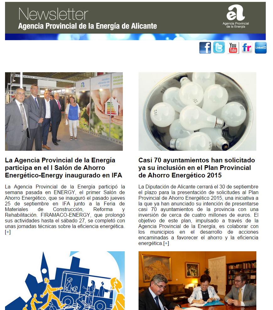 Boletín 6 – 3º Trimestre 2014