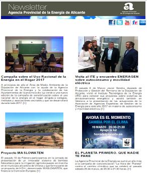Boletín 16 – 1º Trimestre 2017