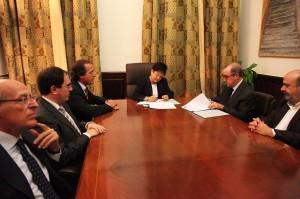La Agencia de la Energía y Hosbec firman un convenio de colaboración
