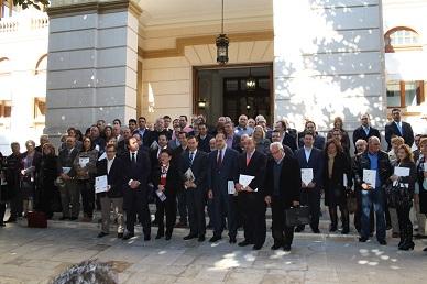 La Diputación entrega los estudios de planificación energética del Pacto de Alcaldes a 79 municipios