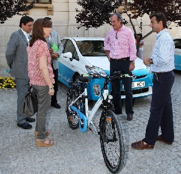 La Diputación de Alicante se dota de vehículos ecológicos para minimizar el consumo de energía y emisiones de CO2