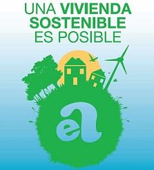 """Campaña informativa sobre energia renovables Otoño 2011 """"UNA VIVIENDA SOSTENIBLE ES POSIBLE"""""""