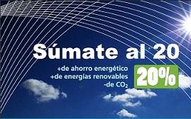 Campaña ciudadanos para el ahorro energético