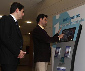 La Diputación de Alicante crea siete puntos de información sobre energías renovables en cinco municipios de la provincia