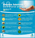 Campaña de concienciación de ahorro energético para trabajadores (e-mailing)