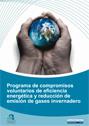 Programa de compromisos voluntarios de eficiencia energética y reducción de gases de efecto invernadero dirigida a empresas de la provincia de Alicante