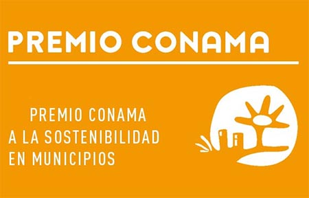 PREMIO CONAMA A LA SOSTENIBILIDAD DE PEQUEÑOS Y MEDIANOS MUNICIPIOS