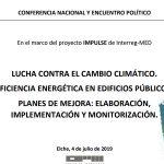 Conferencia Nacional y Encuentro Político del proyecto IMPULSE