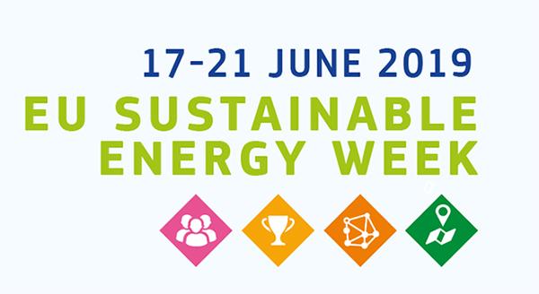 Semana Europea de la Energía Sostenible 2019