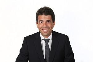 César Sánchez Pérez Presidente de la Diputación Provincial de Alicante y de la Agencia Provincial de la Energía