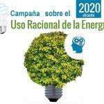 CAMPAÑA SOBRE EL USO RACIONAL DE LA ENERGÍA EN EL HOGAR Y LA MOVILIDAD SOSTENIBLE 2020