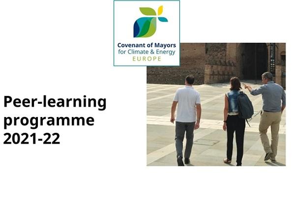 """Nueva reunión del programa de """"peer learning"""" del Pacto de los Alcaldes"""